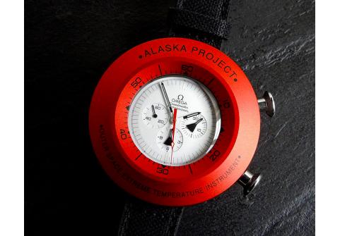 "OMEGA SPEEDMASTER MOONWATCH ""ALASKA PROJECT"""